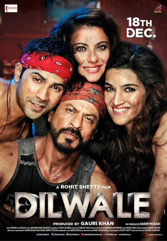 Dilwale is a story of two lovers, Meera and Raj from rival mafia families. They fall in love but due to a misunderstanding involving Meera thinking Raj killed her father.